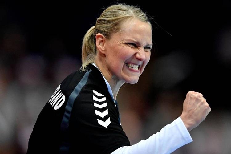 Helle Thomsen técnica Holanda Mundial Handebol feminino