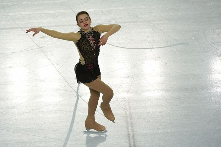 Isadora Williams disputa segunda Olimpíadas de Inverno da carreira/ Damien Meyer/AFP