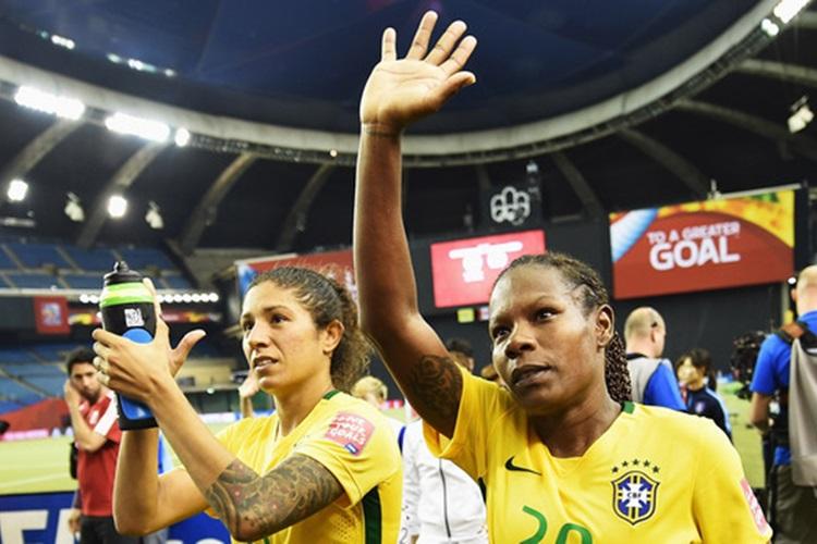 Formiga e Cristiane são convocadas para copa América 2018
