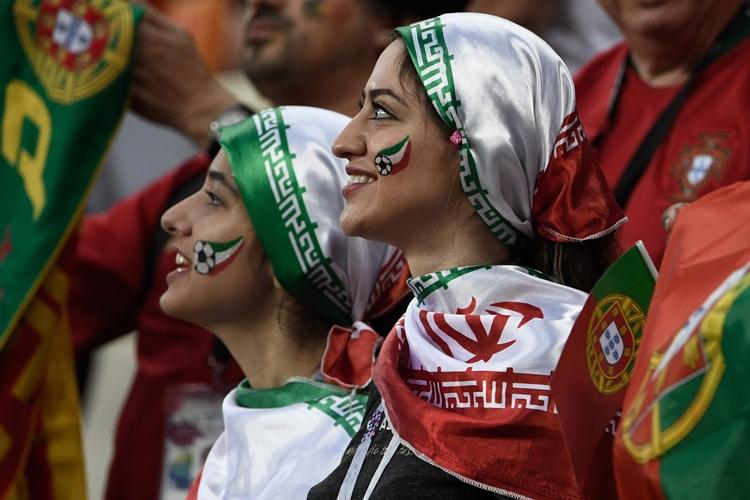 Copa da Rússia-iranianas
