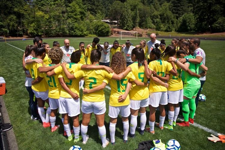 Seleção Brasileira disputa Copa do Mundo sub-20 na França