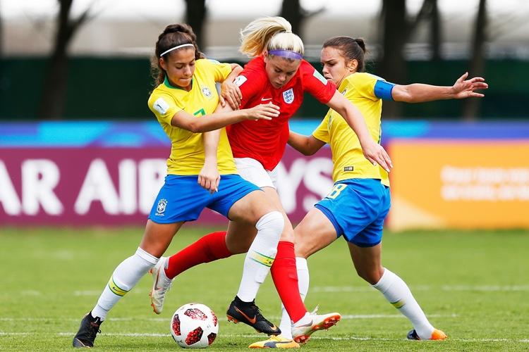 Brasil-Inglaterra-Copa do Mundo sub-20