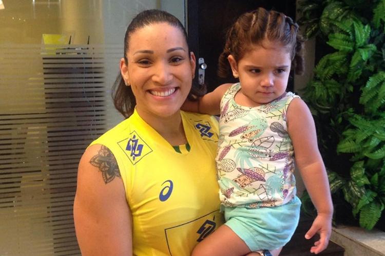 Tandara-Seleção Brasileira