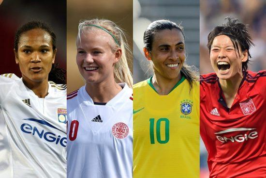 Jogadoras-futebol feminino