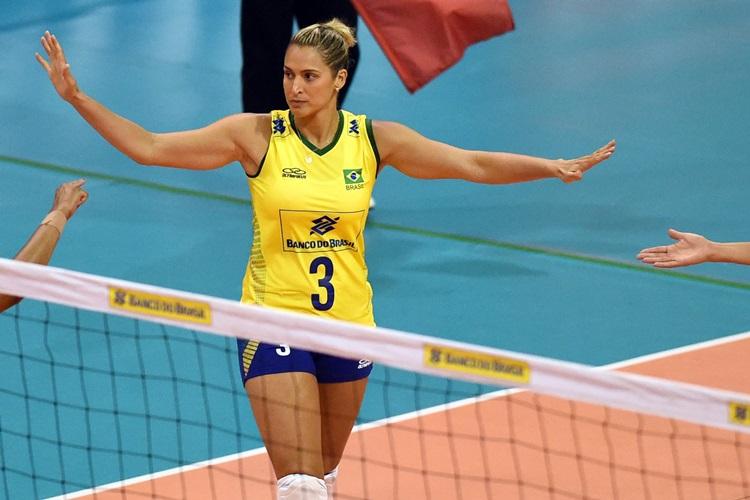 Dani Lins-Seleção Brasileira