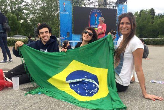 Grenole-Fifa fan fest-Copa do Mundo feminina