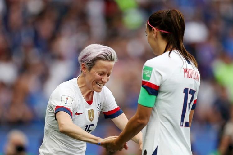Estados Unidos-Copa do Mundo feminina