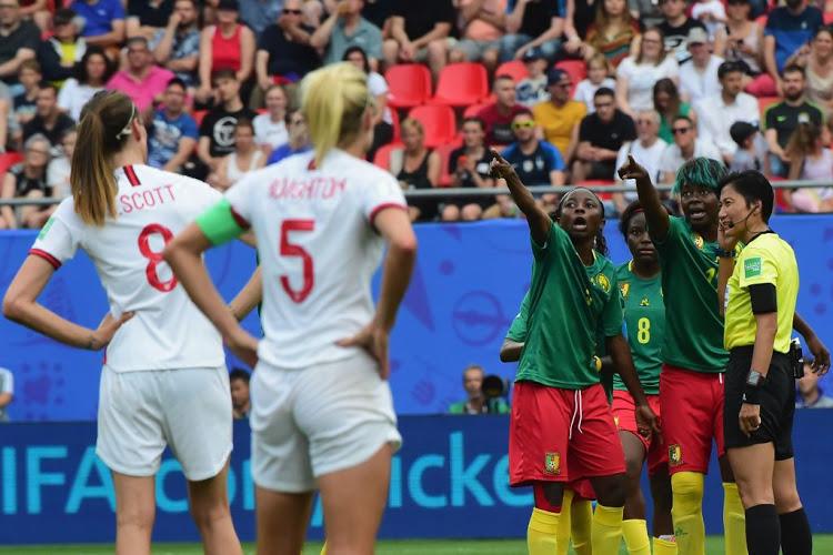 VAR-Copa do Mundo feminina