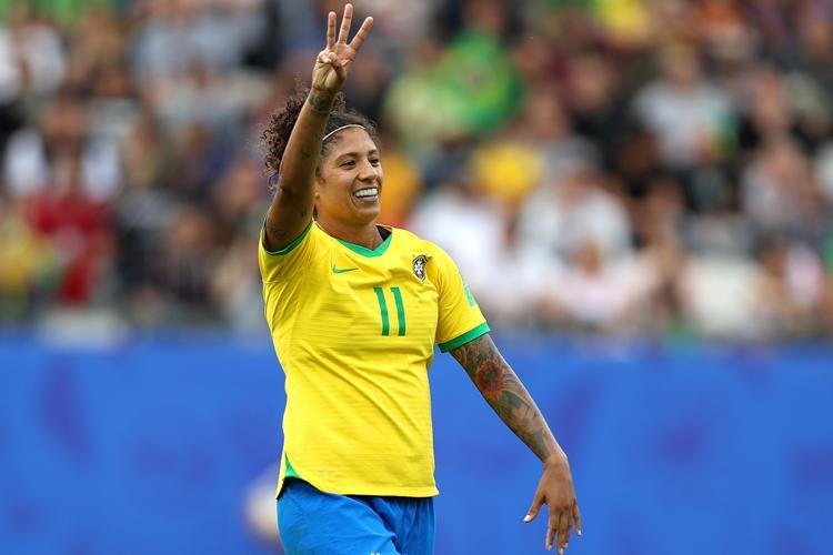 Cristiane-Copa do Mundo feminina-Brasil x Jamaica