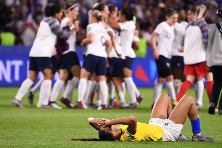eliminação-Brasil-França-Copa do Mundo