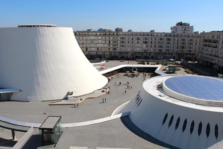 Le Havre-Oscar Niemeyer