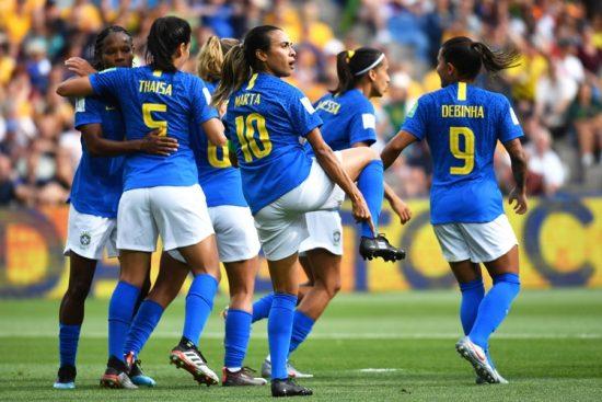 Marta-Copa do Mundo feminina-igualdade de gênero