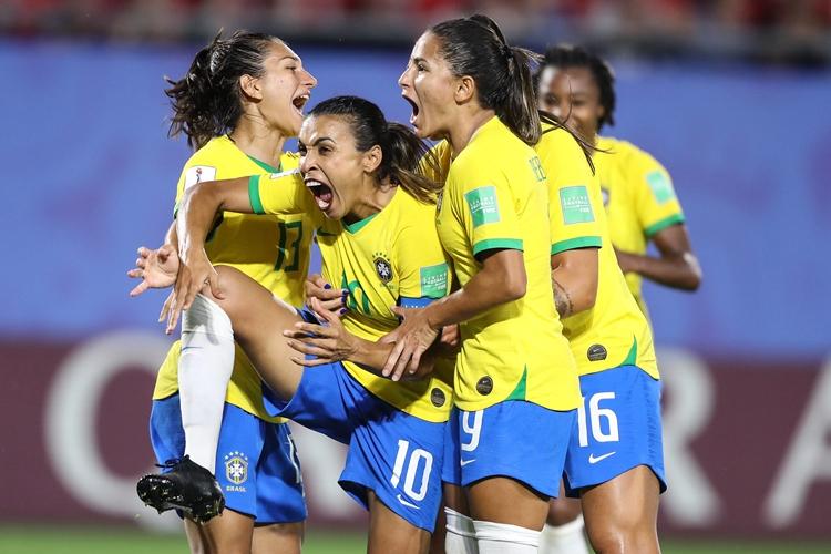 Marta-Brasil x Itália