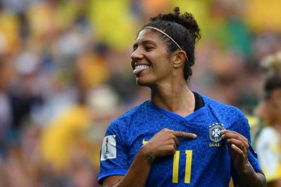 Gol de Cristiane é eleito o mais bonito da Copa do Mundo feminina da França