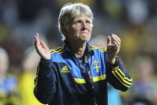 Pia Sundhage-treinadora