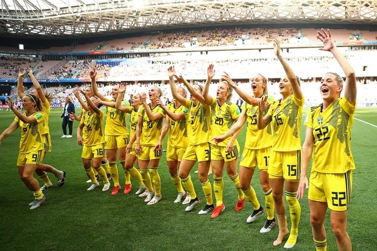 Suécia-terceiro lugar-Copa do Mundo