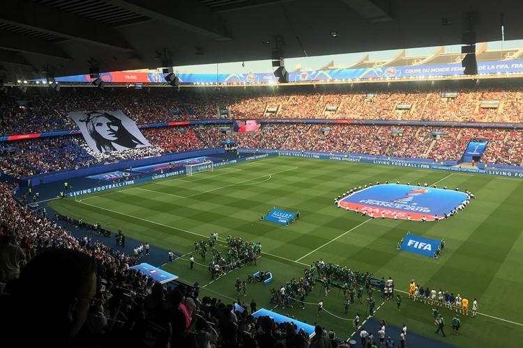 Copa do Mundo feminina da França: Parc des Princes, palco da estreia e da eliminação da seleção francesa no Mundial 2019