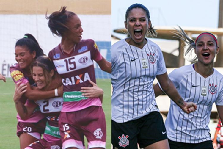 Corinthians e Ferroviária fazem final do Brasileiro feminino 2019