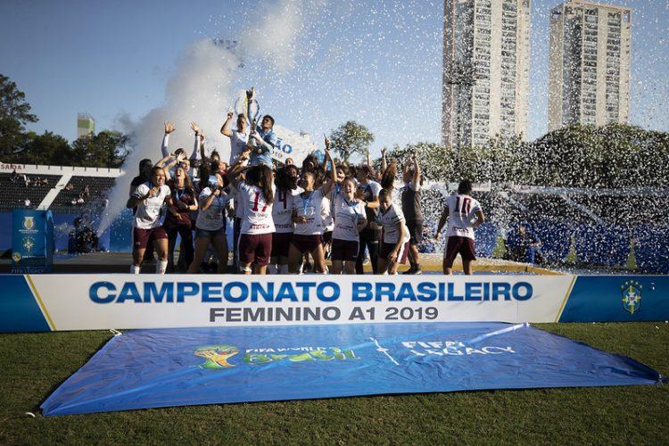 O Campeonato Brasileiro A1 feminino terá pausa de 112 dias em 2020 para as Olimpíadas de Tóquio