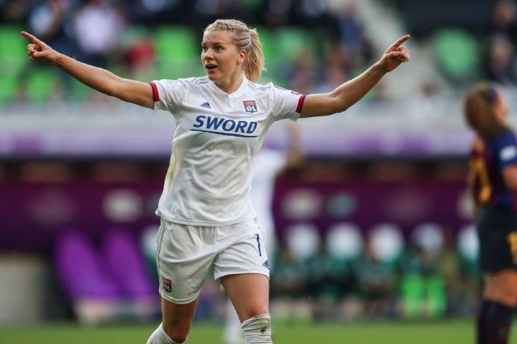 Ada Hegerberg entra na lista das melhores jogadoras de futebol feminino da atualidade