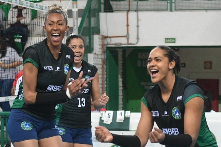 Brasília Vôlei disputa Copa Brasília como preparação para Superliga B