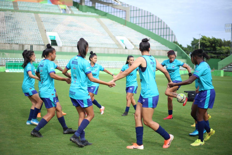Minas Icesp Brasília mandas os jogos do Brasileiro Feminino no Estádio Bezerrão, em 2020