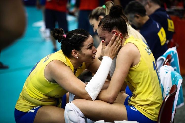 Experiente, a campeã olímpica Tandara é uma das líderes da Seleção Brasileira feminina de vôlei nos Jogos Olímpicos de Tóquio
