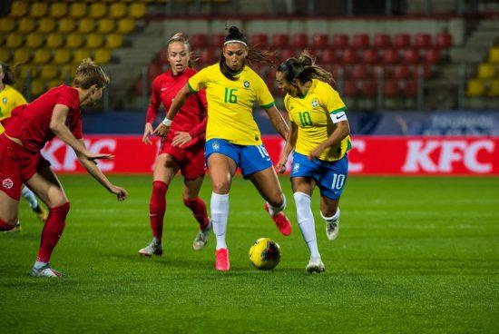 Balanço da Seleção Brasileira no Torneio Internacional da França em preparação às Olimpíadas de Tóquio-2020