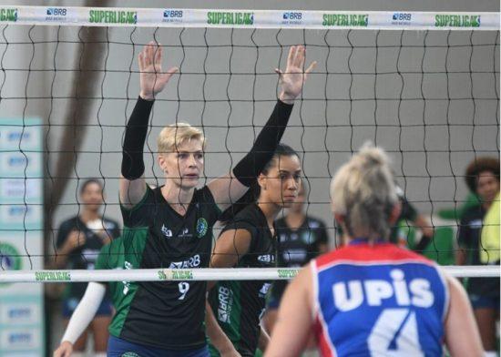 Coronavírus antecipa fim da Superliga B: Brasília Vôlei está de volta à elite da Superliga feminina brasileira de vôlei