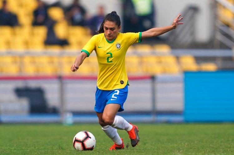 Letícia Santos rompeu o ligamento do joelho direito e não poderá disputar as Olimpíadas de Tóquio 2020