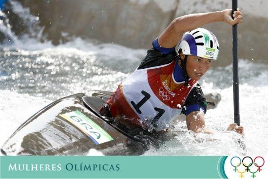 Ana Sátila-canoagem slalom-mulheres nas olimpíadas