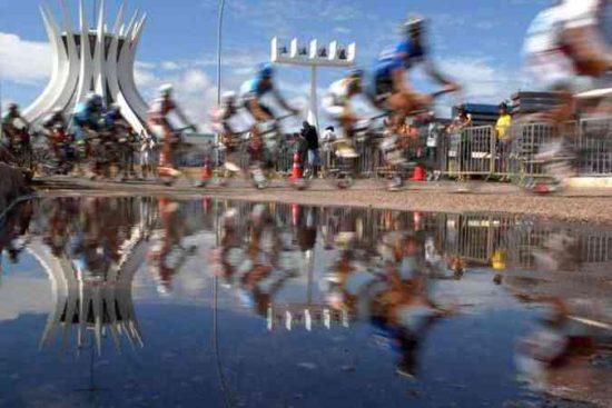 Moradores de Brasília são apaixonados por esporte