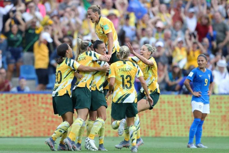 Austrália receberá a Copa do Mundo feminina da Fifa pela primeira vez, junto a Nova Zelândia