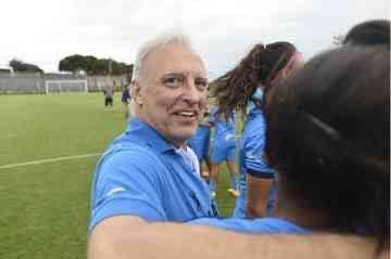 Luis Felipe Belmonte, alvo da operação da Polícia Federal é também presidente do Real Brasília, time de futebol do DF com equipe feminina e masculina
