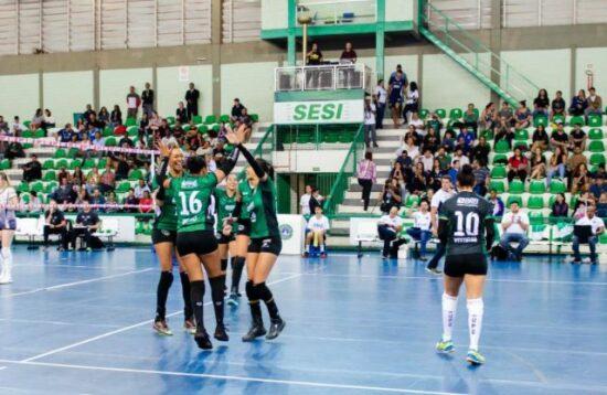 Brasília Vôlei volta à elite da Superliga feminina na temporada 2020/2021