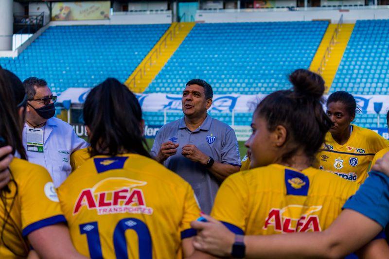 Avaí/Kindermann é um dos finalistas da Série A1 do Campeonato Brasileiro Feminino