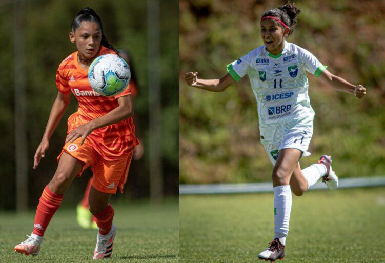 Minas Brasília e Internacional decidem título do Brasileiro Feminino Sub-16 de 2020