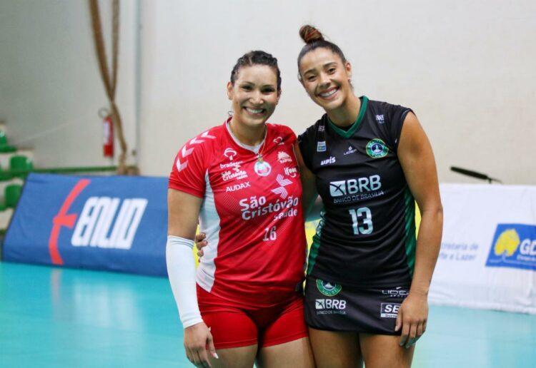 Ariane e Tandara: