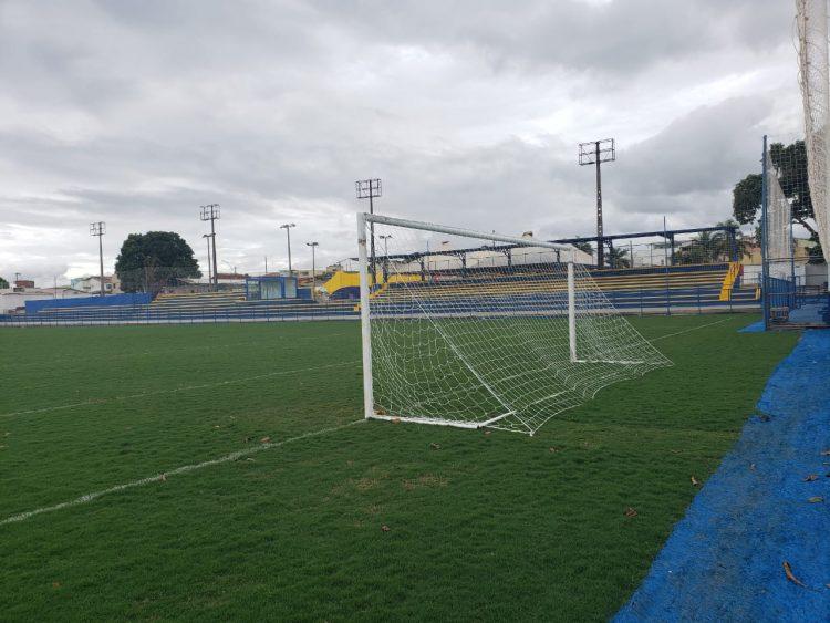 O Estádio Defelê, na Vila Planalto, é a casa do Real Brasília no Brasileiro A1 feminino