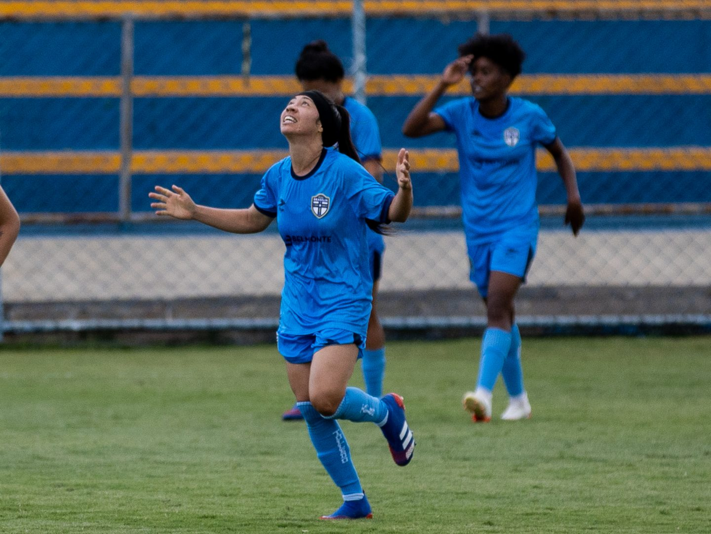 Real Brasília vence Avaí/Kindermann com gol de Janety, aos 48 minutos do segundo tempo, no Brasileirão feminino