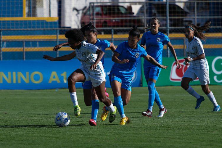 Real Brasília e Grêmio empataram em 0 x 0 no Brasileirão feminino 2021