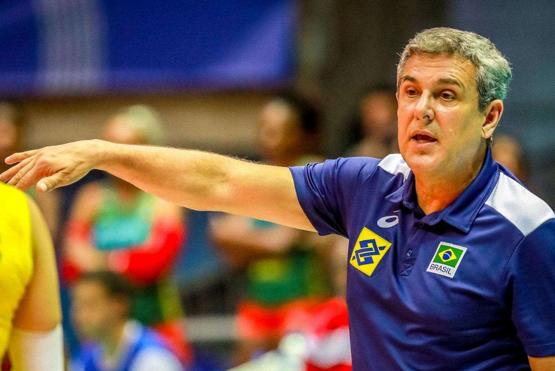 Zé Roberto Guimarães convoca Seleção feminina de vôlei para Jogos Olímpicos de Tóquio