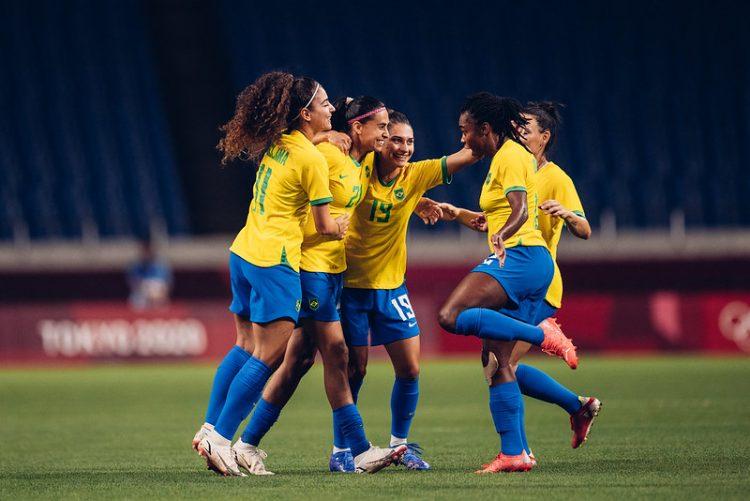 Seleção Brasileira vence Zâmbia com placar magro de 1 x 0
