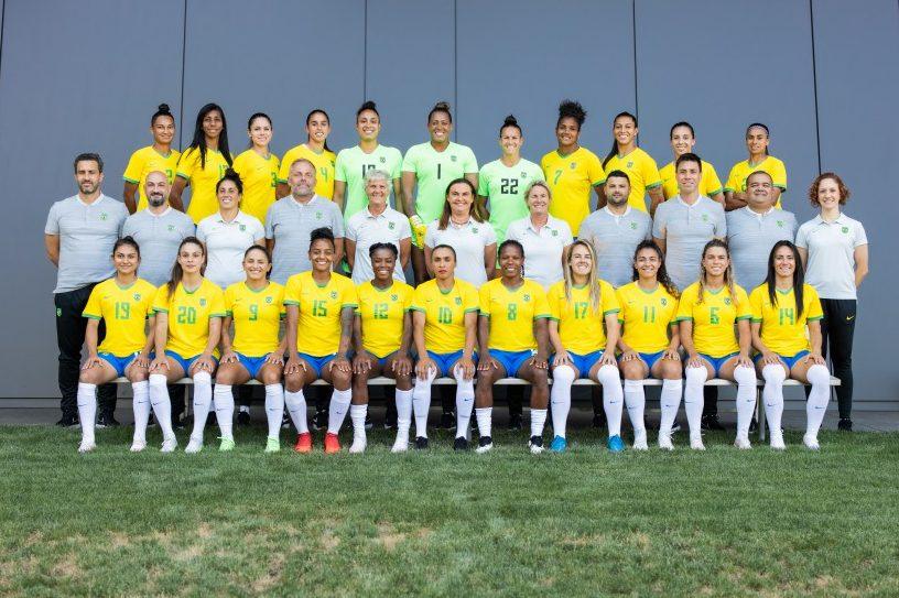 Delegação da Seleção Feminina conta com maior igualdade de gênero nos Jogos Olímpicos de Tóquio 2020 / 2021