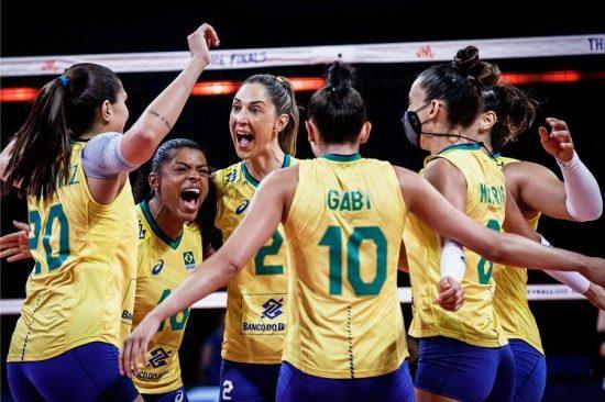 Seleção Brasileira feminina de vôlei estreia contra a Coreia do Sul nos Jogos Olímpicos