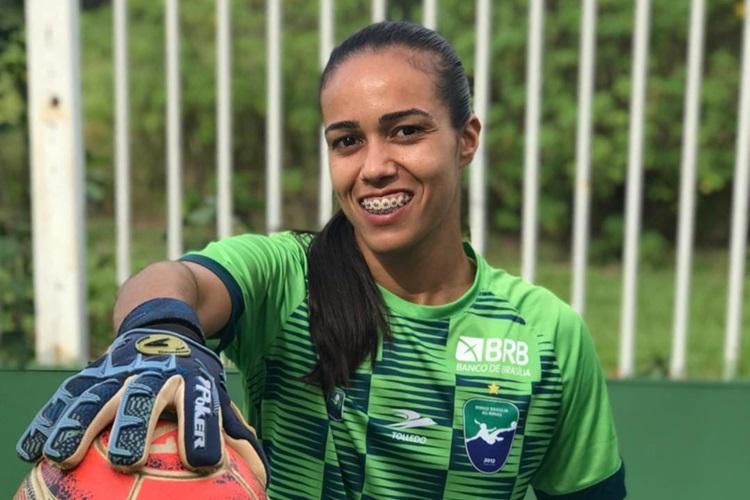 Goleira Karen Hipólito é a novidade da Seleção Brasileira Feminina