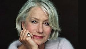 A atriz inglesa Helen Mirren é a imagem da nova sexygenária