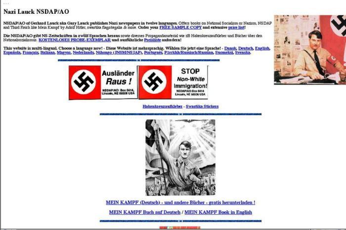 RS Nazismo