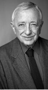 Louis Begley in New York City, February 2012