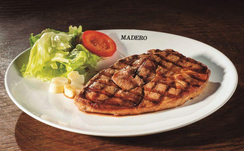 Créditos: Nilo Biazzetto Neto/Divulgação. Prato de cordeiro do restaurante Madero.